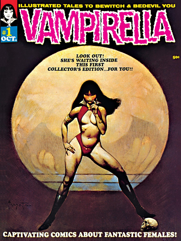 VAMPIRELLA - Warren Comics + Extras Digital Edition