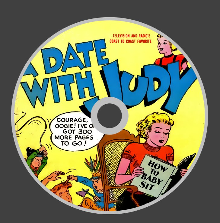 A DATE WITH JUDY Comics 79 issues Digital Edition