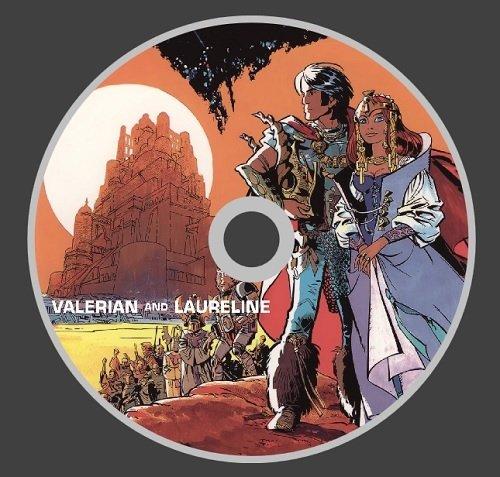 VALERIAN AND LAURELINE COMICS EUROCOMICS**English