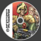 Strontium Dog comics TPB on dvd new collection