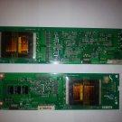 "Phillips 37PF3321/10 37"" Backlight Inverter Board Pair 6632L-0282A 6632L-0283A"