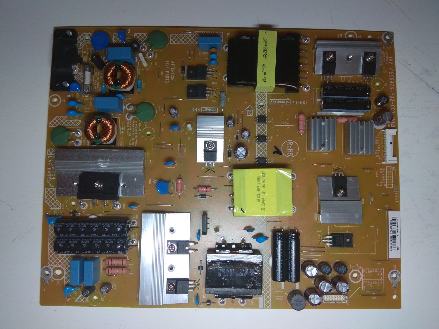 Philips  Power Supply 715G6973-P02-007-002M  for LED TV Philips 55PUS6201/12