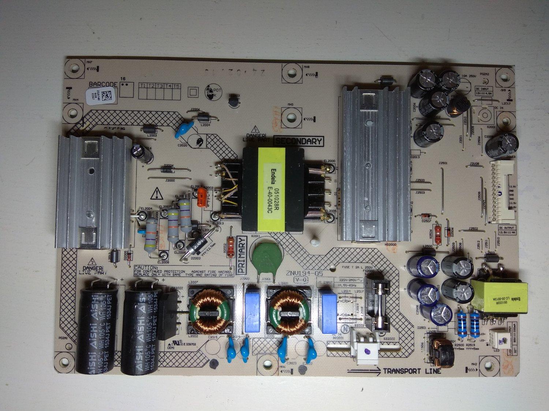 Power Supply ZNV194-05 for LED TV Grundig 32GFB5627 / 32GFB6629