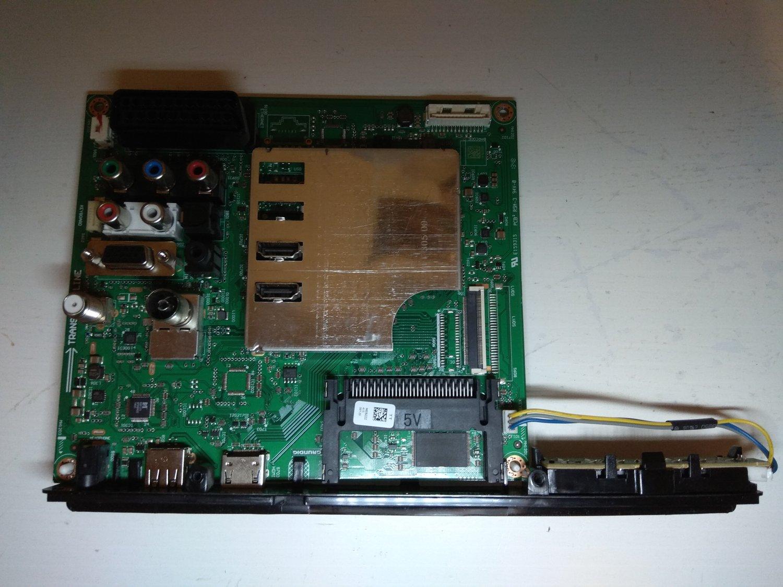 Vestel Motherboard VTT190R-3 for LED TV Grundig 40VLE545