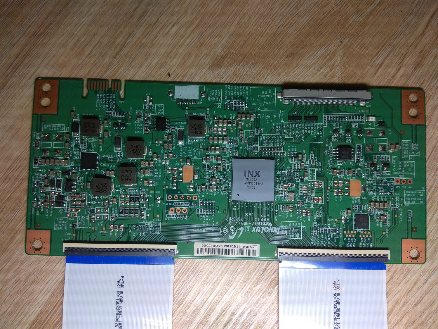 T-Con Board Innolux for TV Panasonic TX-65EXW604