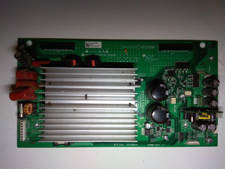 LG ZSUS Board 6870QZH001B, 6871QZH034A for Plasma TV LG 42PX