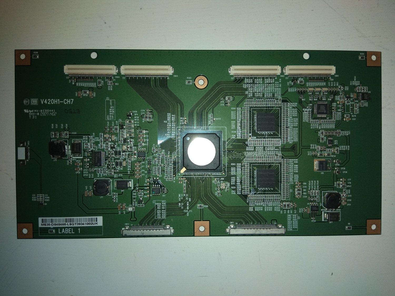 T-Con Board V420H1-CH7 for LCD TV Toshiba 42XV632D