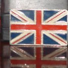 Pre-Owned Retro British Flag Belt Buckle
