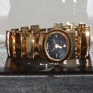 Pre-Owned Women's Bijoux Terner K-19561 Gold Tone Fashion Watch
