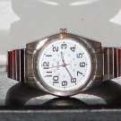 Pre-Owned Men's Details Silver Tone DTL3013 Analog Quartz Watch
