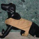 Khaki & Plaid Black Dog Jacket