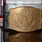 Pre-Owned 200 Anniversary of the Grant Seal of the US 1732-1982 Gold Tone Belt B