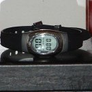 Pre-Owned Women's Black & Silver Dakota Sports Digital Watch