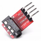 3.5mm Audio Socket Stereo Sound Module w / Mic