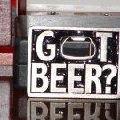 """Pre-Owned 1999 Bergamot """"Got Beer"""" Bottle Opener Belt Buckle"""