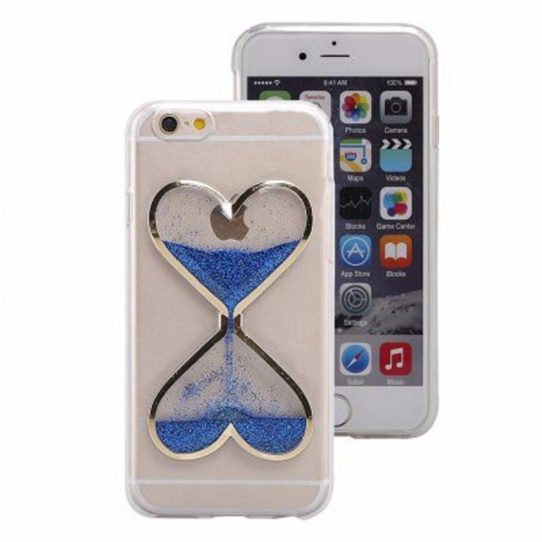 Glitter Powder Quicksand Phone Case for iPhone 6 Plus / 6S Plus