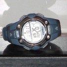 Pre-Owned Women's Timex Ironman Blue T5J411 Shock Digital Quartz Watch
