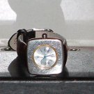 Pre-Owned Simon Sassoon 925 Sterling Silver Dress Analog Quartz Watch