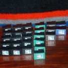Pre-Owned (26) Empty HP Cartridges (91) (93) (21) (22)
