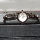 Pre-Owned Women's Nine West Silver Color Fashion Watch