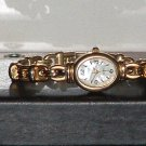Pre-Owned Women's Carriage by Timex Mother of Pearl Dress Analog Quartz