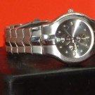 Pre-Owned Men's Paul Jardin Silver Tone Analog Watch