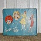 Pre-Owned Vintage Mattel 1964 Barbie & Midge Case & Doll Lot