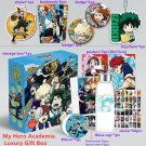 My Hero Academia Deluxe Ultimate Fan Pack Collector Gift Box Souvenirs Posters