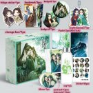 Mo Dao Zu Shi Deluxe Ultimate Fan Pack Collector Gift Box Souvenirs Posters