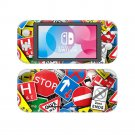 Signs Vinyl Nintendo Switch Lite Console Skin Sticker Decal