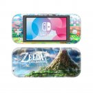 The Legend of Zelda Vinyl Nintendo Switch Lite Console Skin Sticker Decal