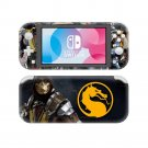 Mortal Kombat Vinyl Nintendo Switch Lite Console Skin Sticker Decal