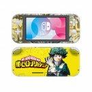 My Hero Academia Vinyl Nintendo Switch Lite Console Skin Sticker Decal