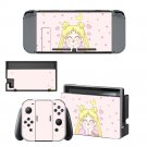 Sailor Moon Vinyl Nintendo Switch Console Skin Sticker Decal Protector