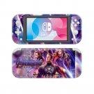 Marvel Avengers Vinyl Nintendo Switch Lite Console Skin Sticker Decal Set