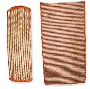 Natural handmade organic Kusha Darbha Grass Mat by Vedic Vaani