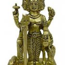 Brass God Dattray Statue Fine Collectible Art by Vedic Vaani