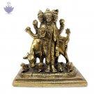 Dattatreya Brass Idols