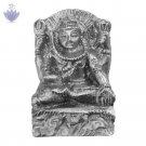 Lord Shiva Idol in Parad / Mercury - 100gms