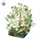 Feng shui Tree for Vastu in Green Aventurine Gemstone