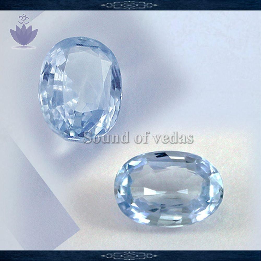 5.29ct Blue Sapphire Stone