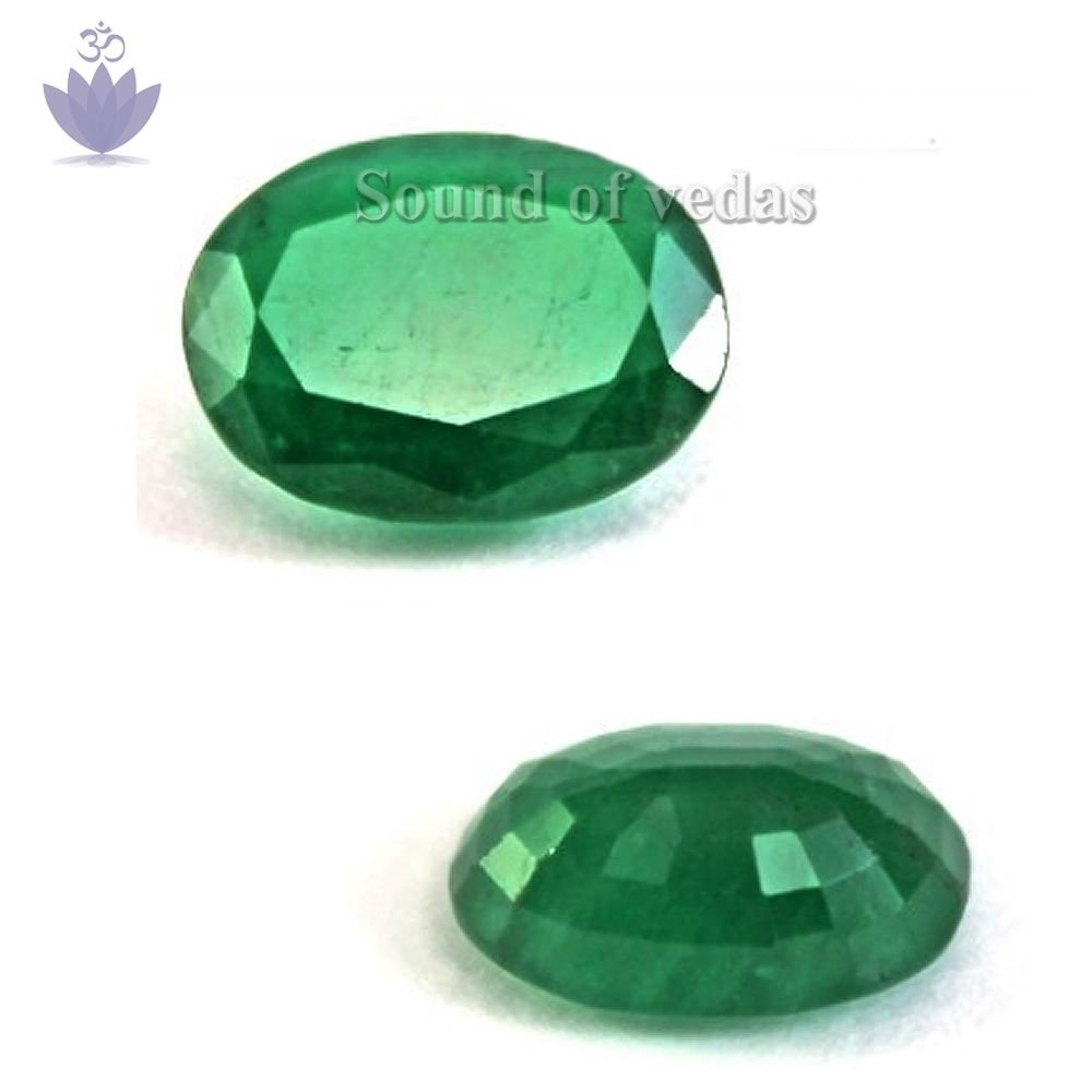 Natural Oval Shape Emerald Stone Buy Online in USA/UK/Europe
