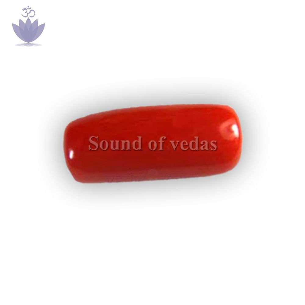 Red Italian Coral - 6.75 carats