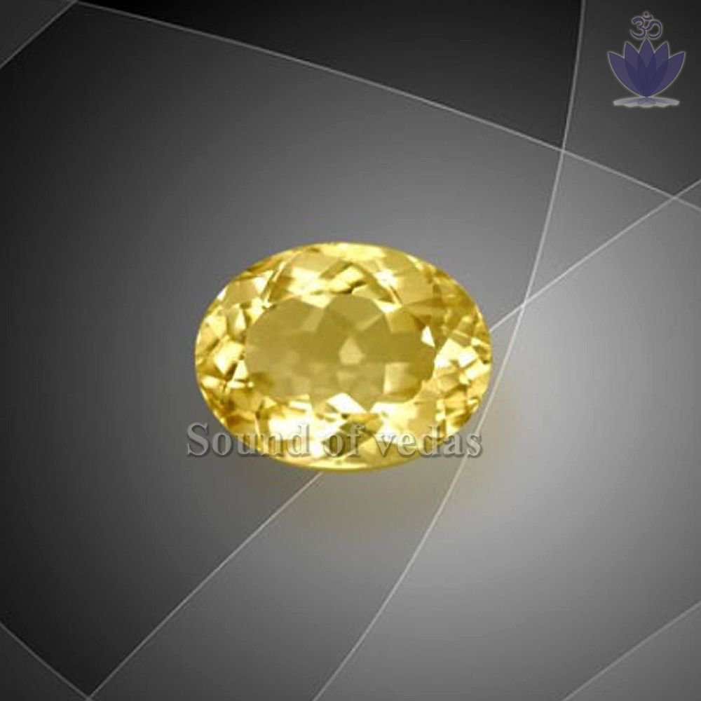 Yellow Topaz - 9-11 carats