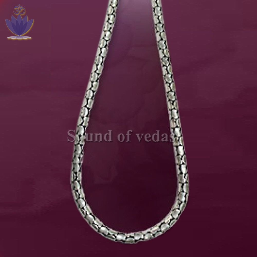 Snake Chain in silver