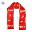 Om Namah Shivay Velvet Dupatta