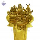 Navgraha Idols with Abhishek Tray
