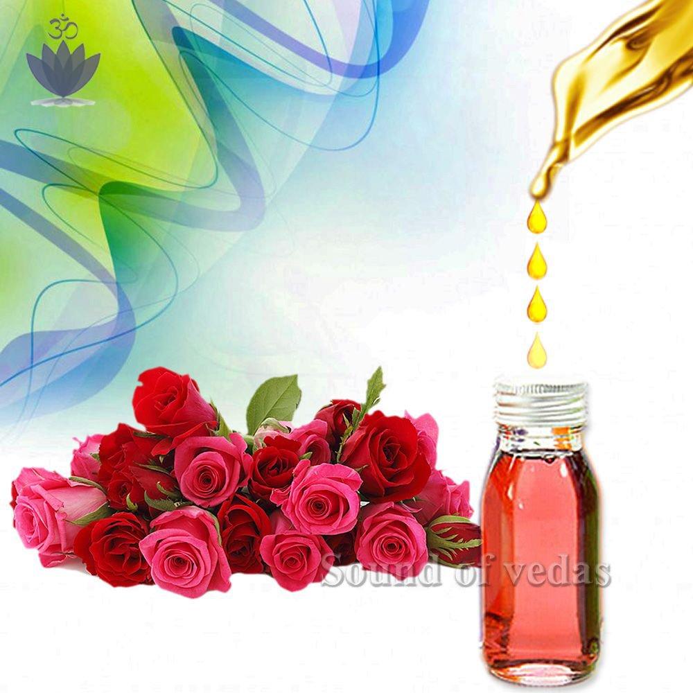 Rose Otto Organic Essential Oil