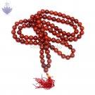 Red Jasper Gemstone Rosary / Mala