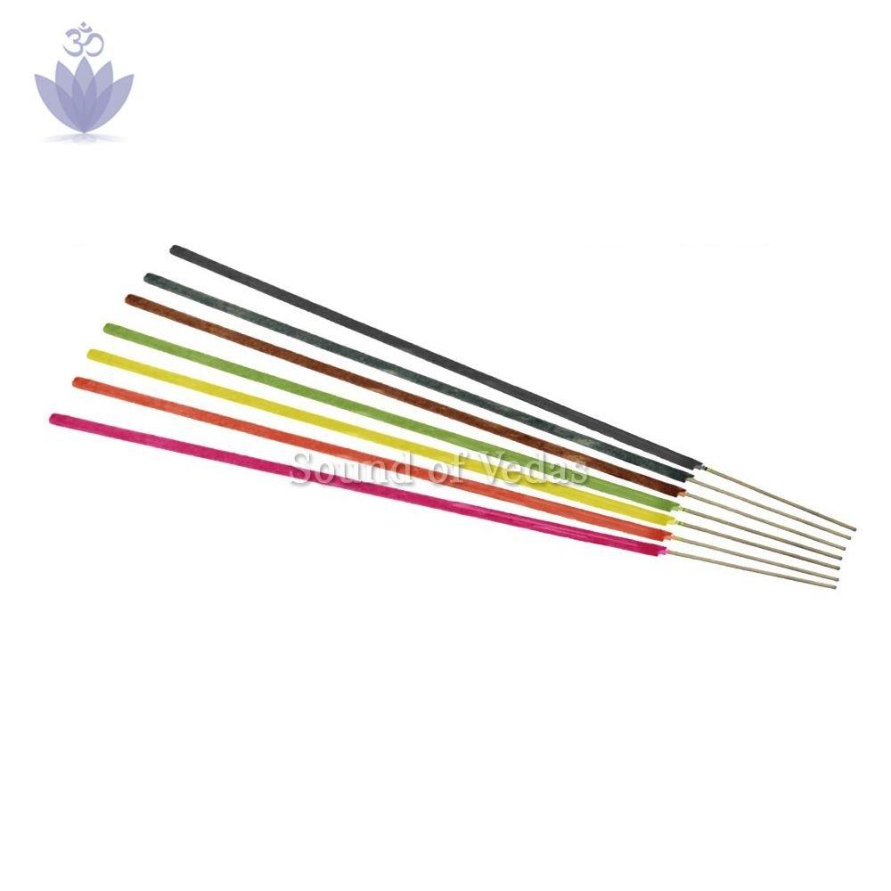 Seven Rainbow Colour Agarbatti